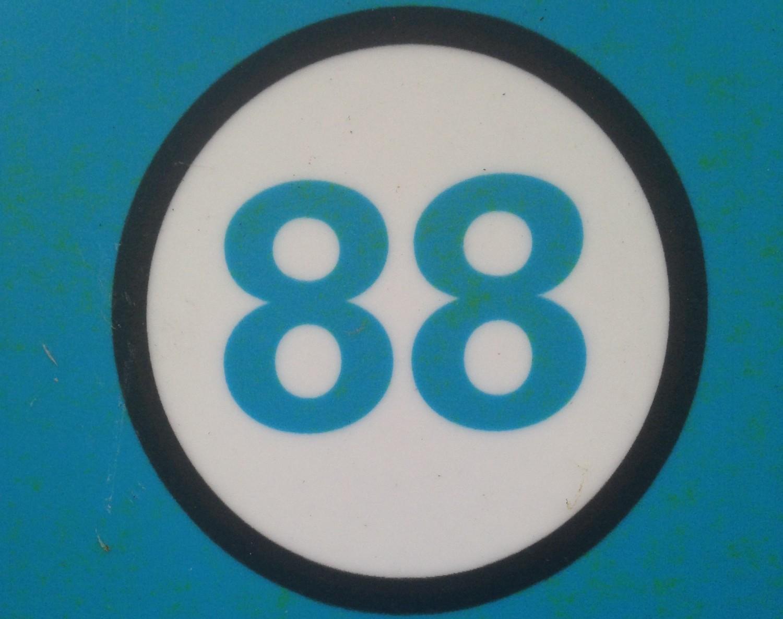 knooppunt route88
