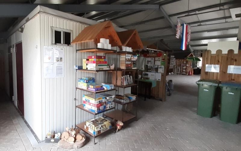 Sanitair Camping de Muk Winssen